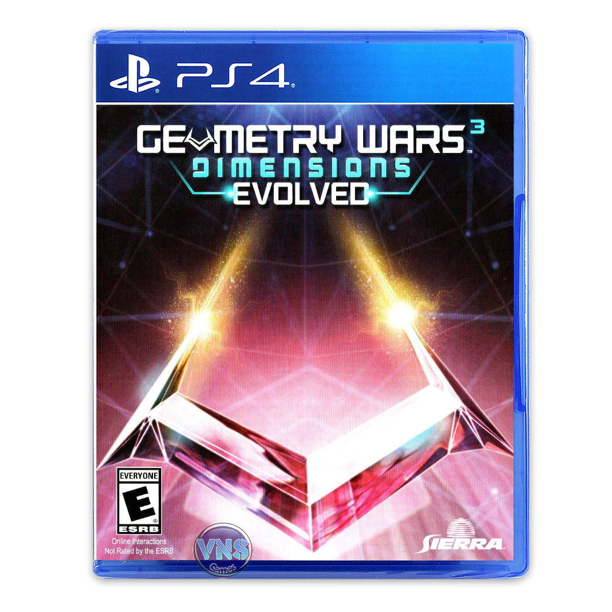 Geometry Wars 3: Dimensions Evolved - PS4