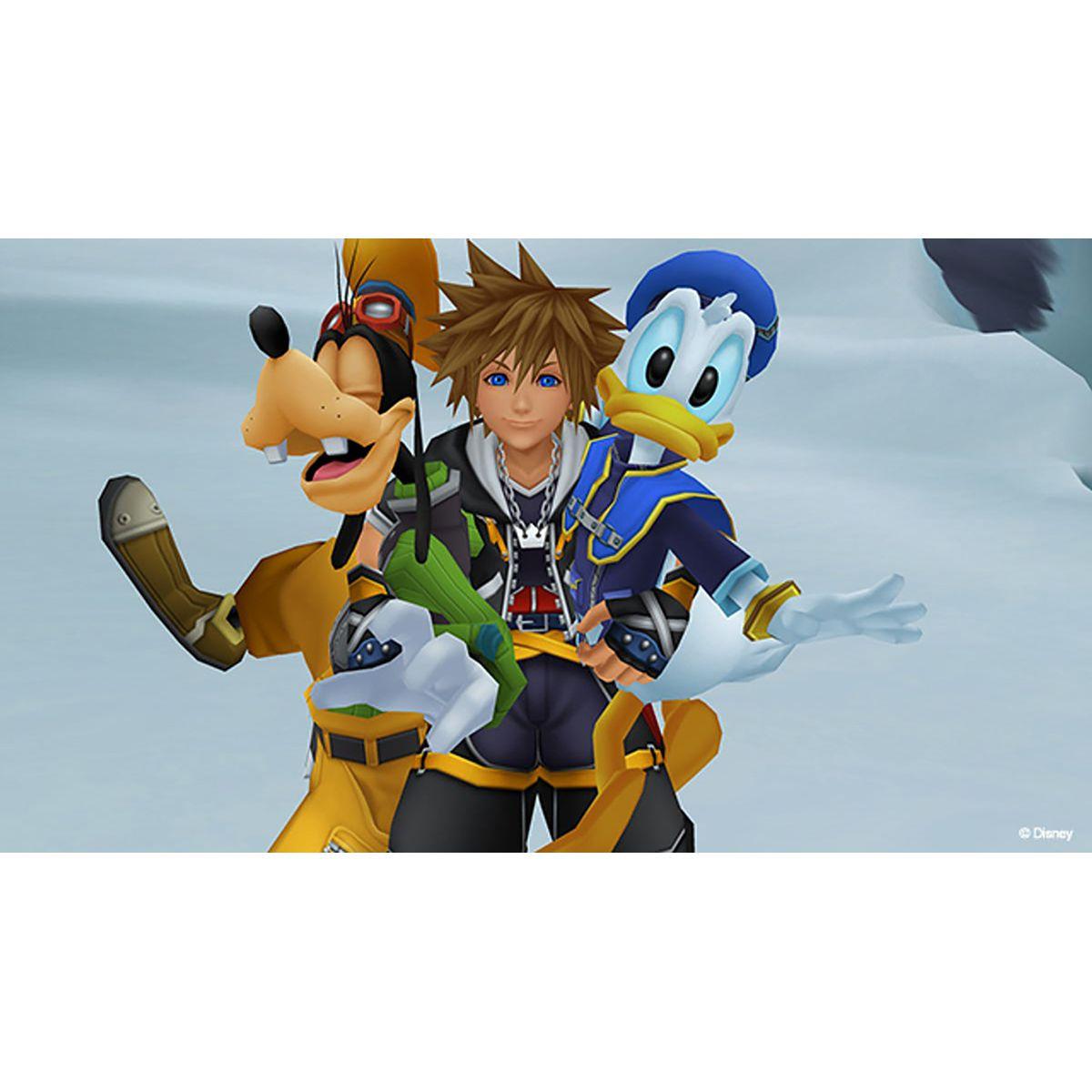 Kingdom Hearts HD 1.5 + 2.5 Remix - PS4