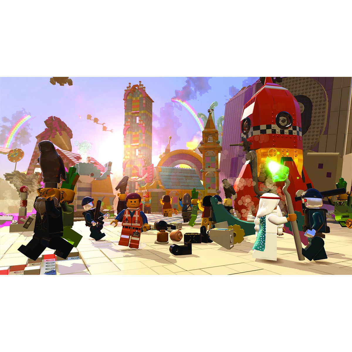 LEGO Movie Videogame - PS4
