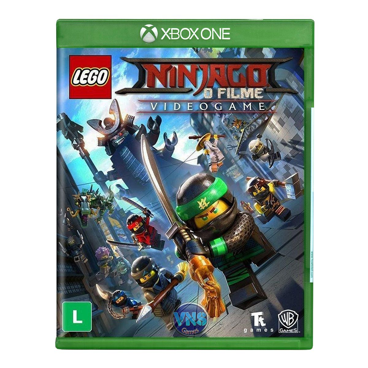 LEGO Ninjago O Filme: Video Game - Xbox One