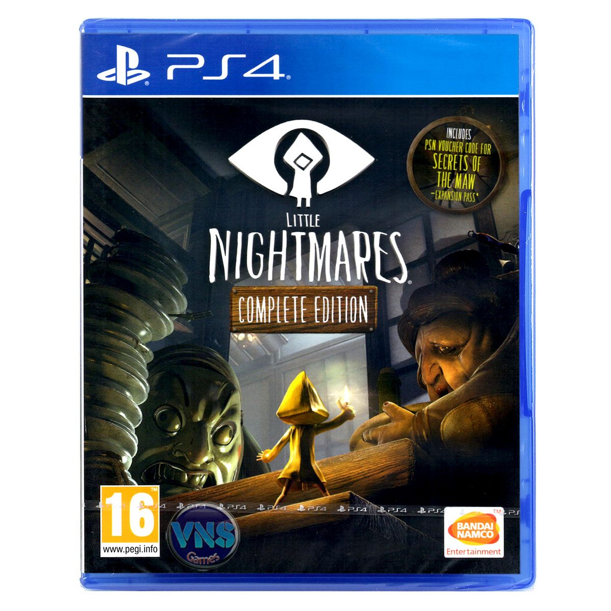 Little Nightmares Complete Edition - PS4