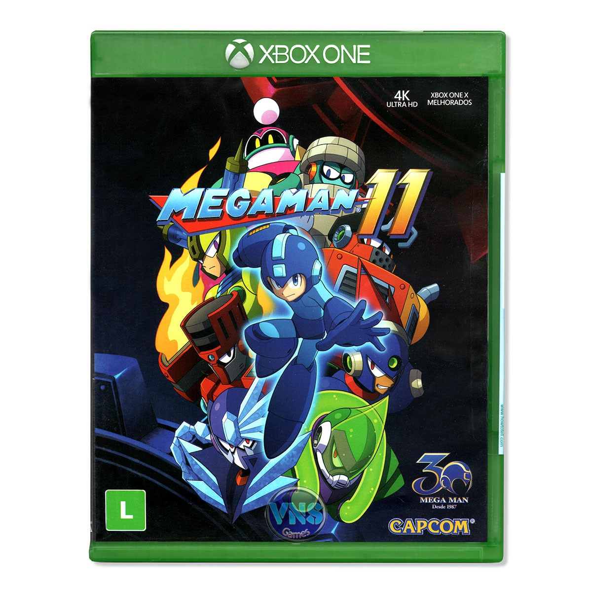 Mega Man 11 - Xbox One