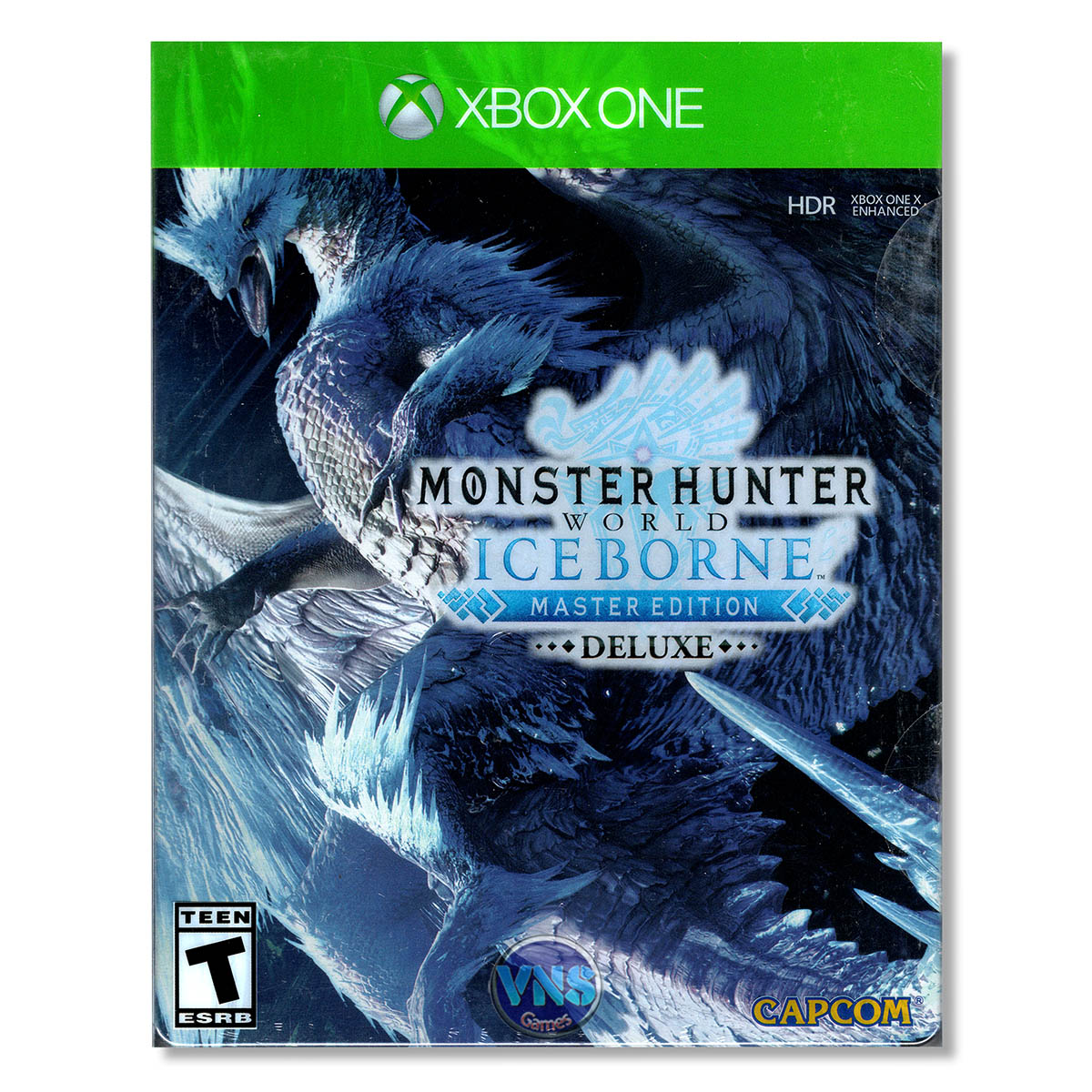 Monster Hunter World Iceborne - Master Edition Deluxe - Xbox One