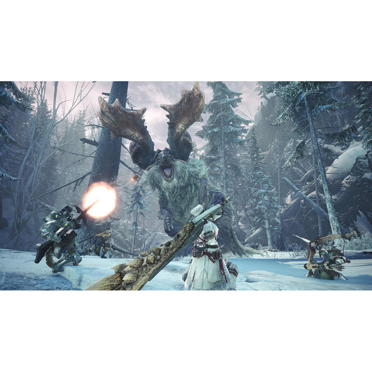 Monster Hunter World Iceborne - Master Edition - PS4