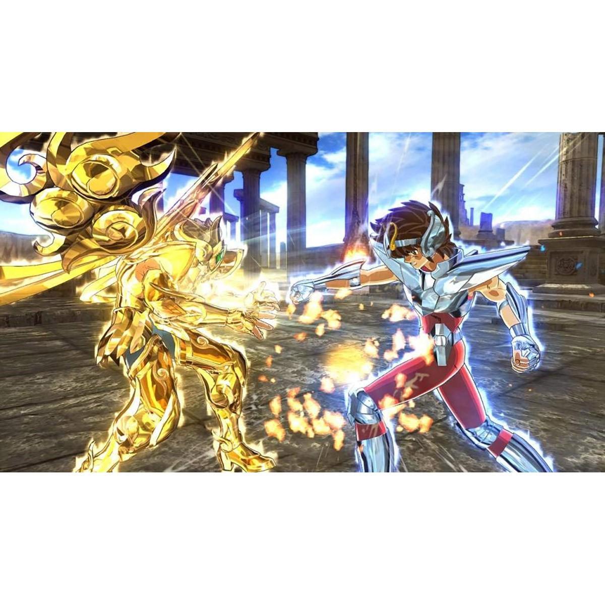 Os Cavaleiros do Zodiaco: Alma dos Soldados - Ps4