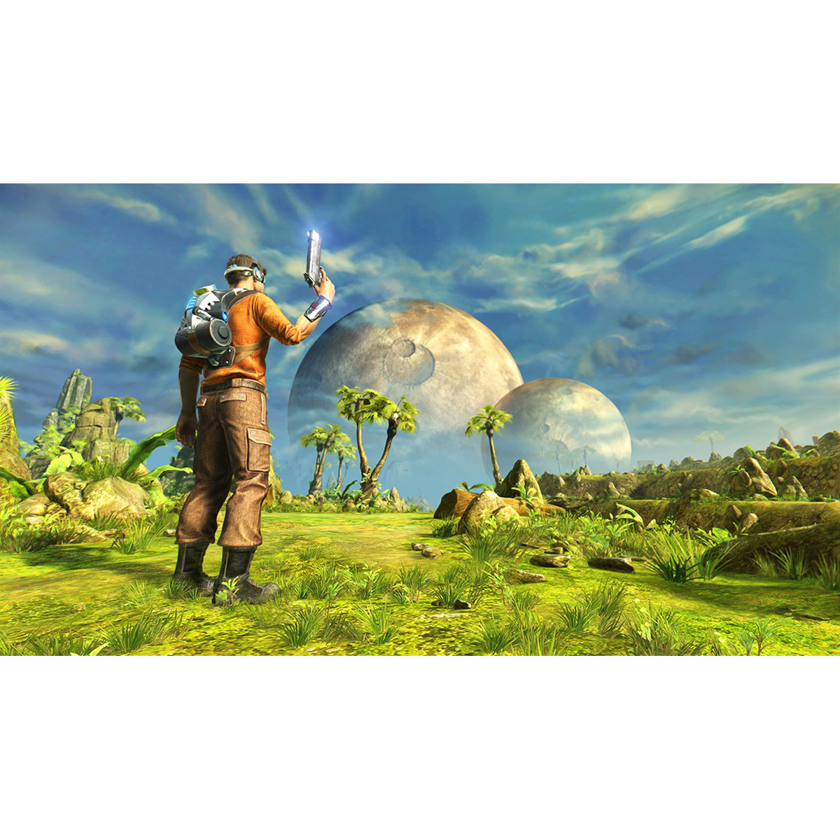 Outcast: Second Contact - PS4
