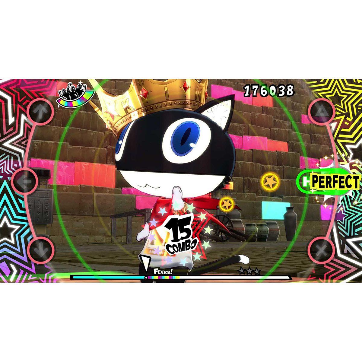 Persona 5 Dancing in Starlight - PS4