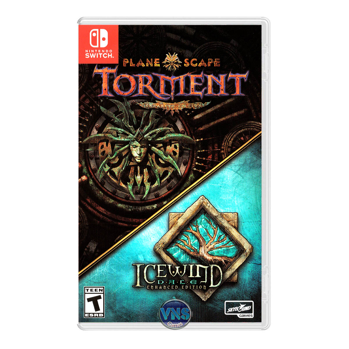 Planescape Torment & Icewind Dale: Enhanced Editions - Switch