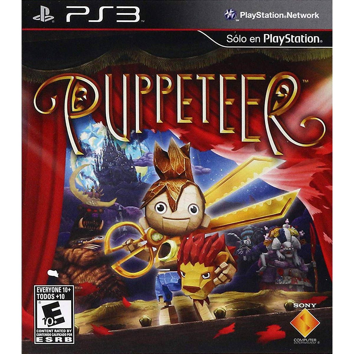 Puppetter - PS3