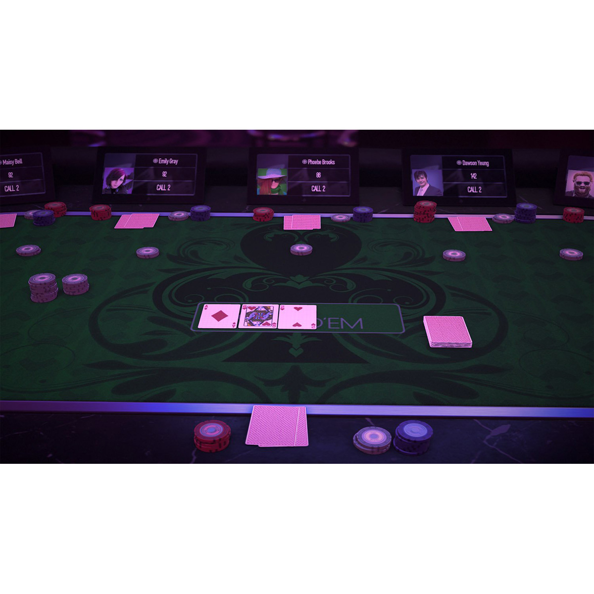 Pure Hold'em World Poker Championship - PS4