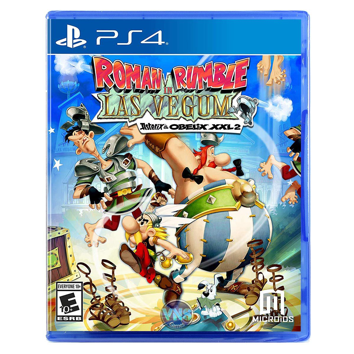 Roman Rumble in Las Vegum - Asterix and Obelix XXL 2 - PS4