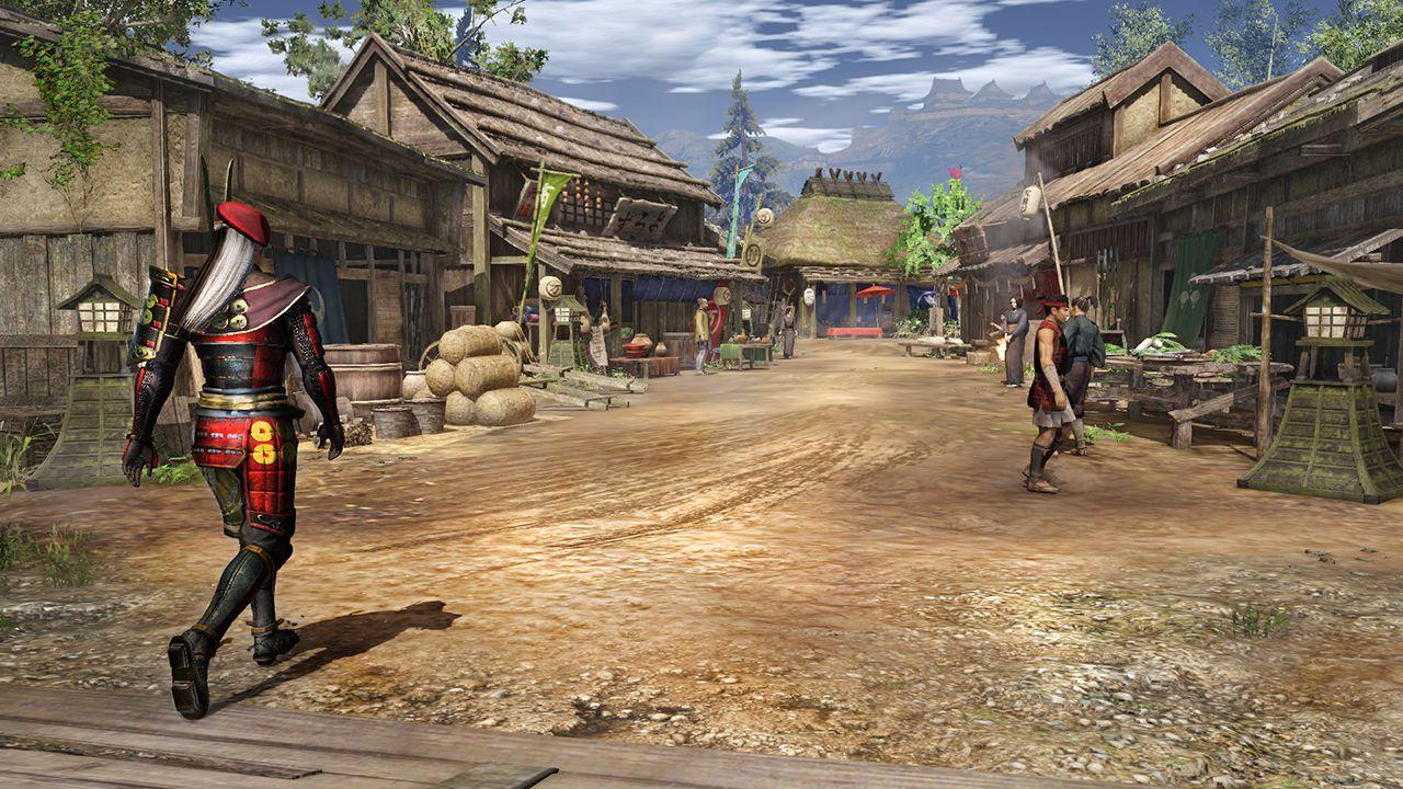 Samurai Warriors Spirit of Sanada - PS4