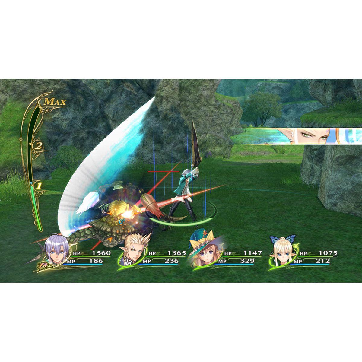 Shining Resonance Refrain - Draconic Launch Edition - PS4