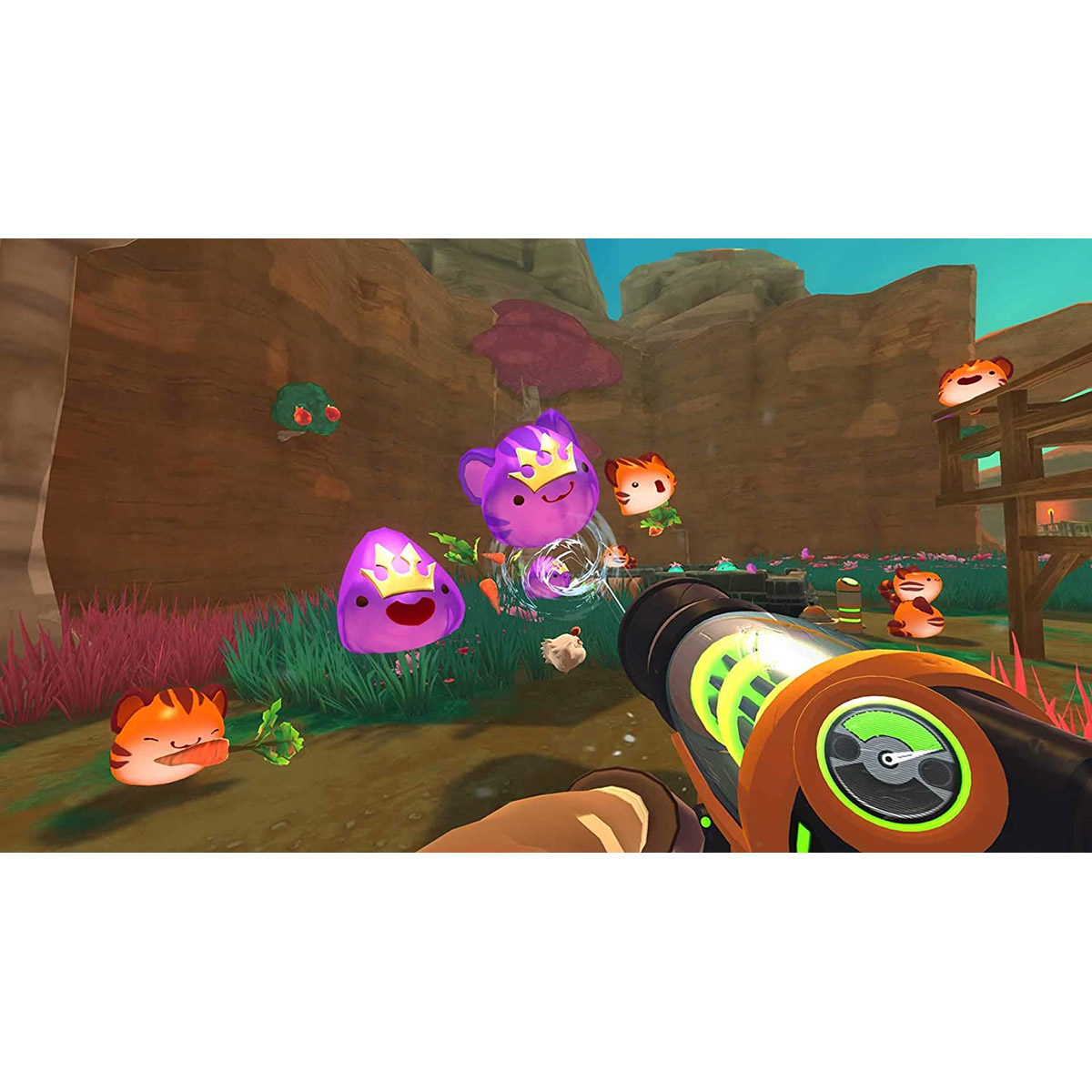 Slime Rancher: Deluxe Edition - PS4