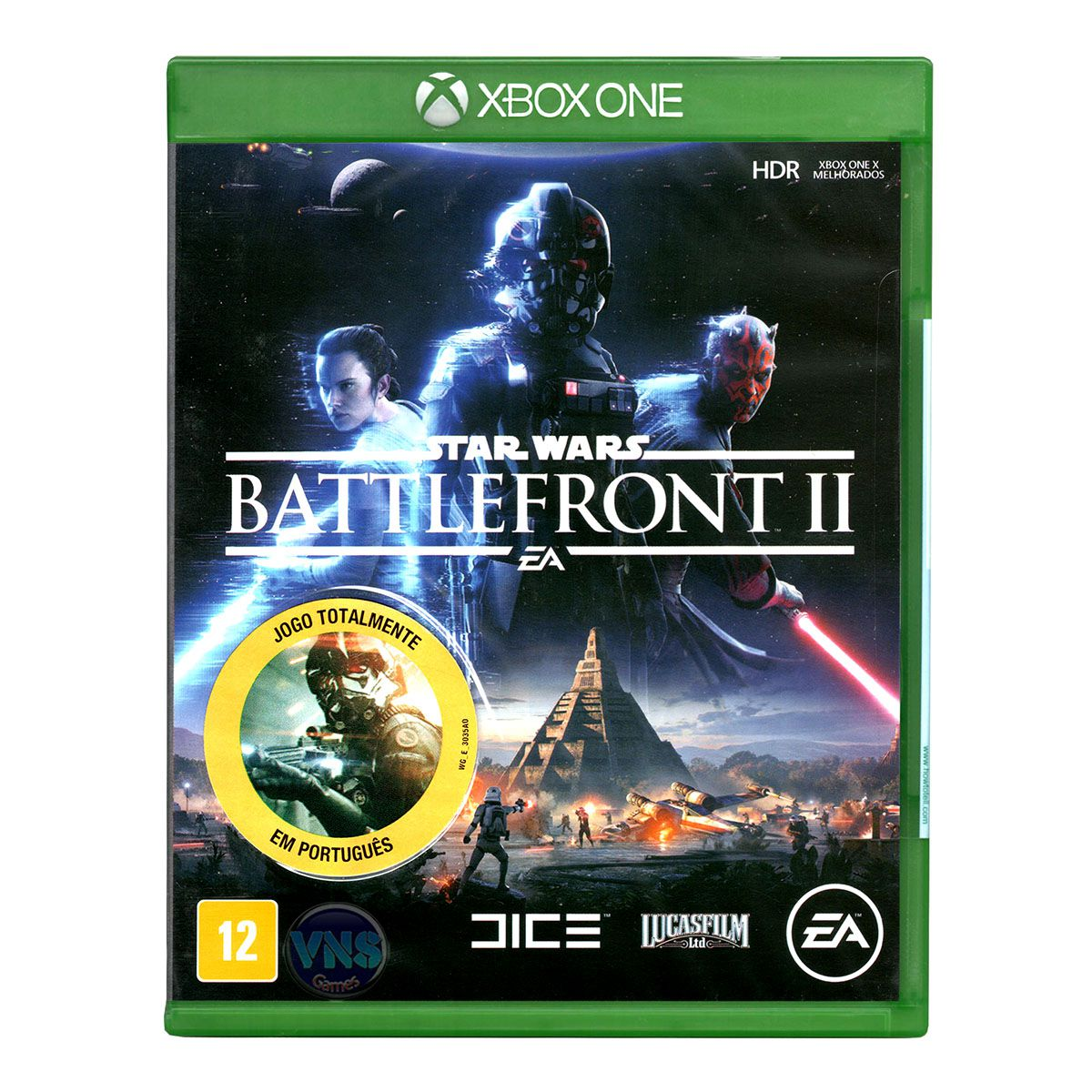 Star Wars Battlefront II 2 - Xbox One