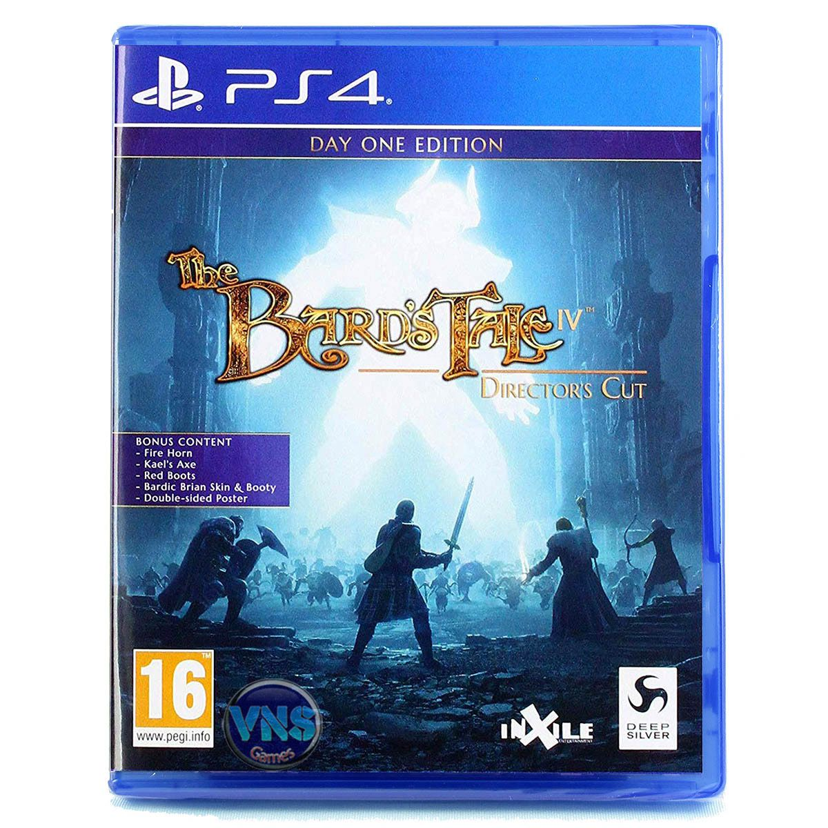 The Bards Tale IV - PS4