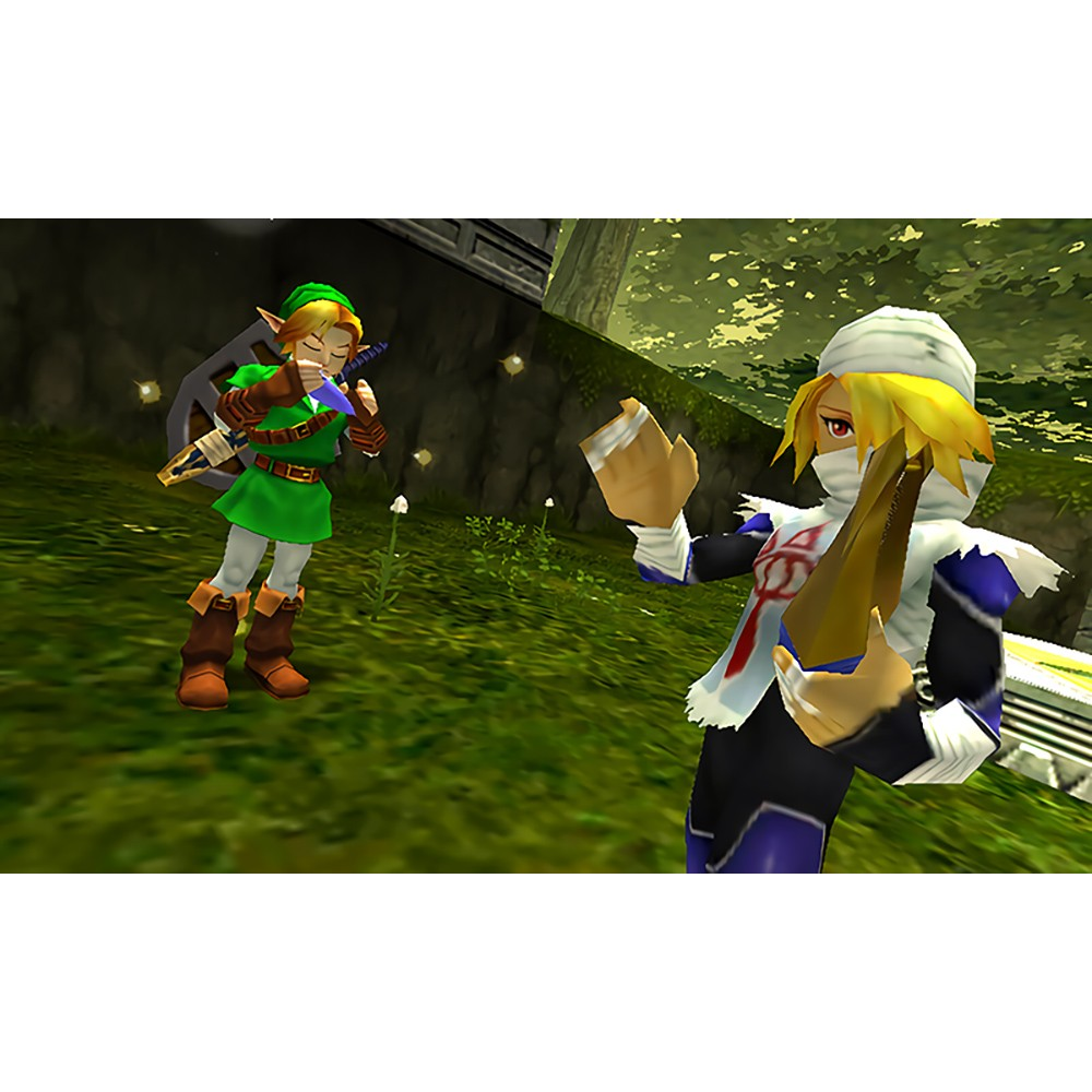 The Legend of Zelda: Ocarina of Time 3D (Nintendo Selects) - 3DS