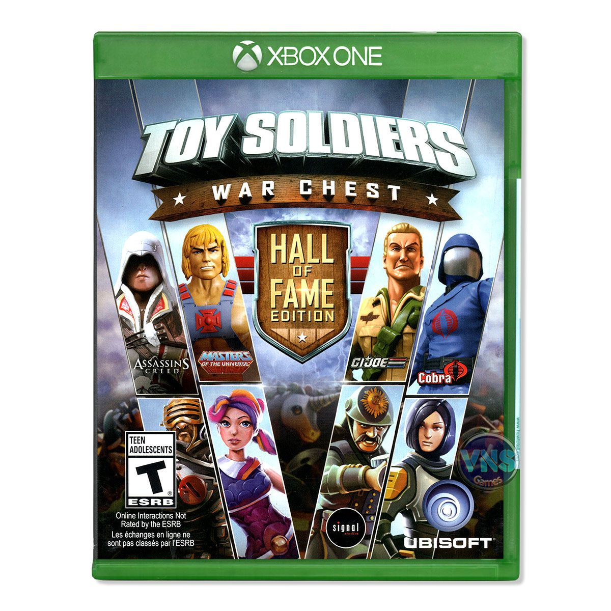 Toy Soldiers: War Chest - Hall of Fame Edition - Xbox One
