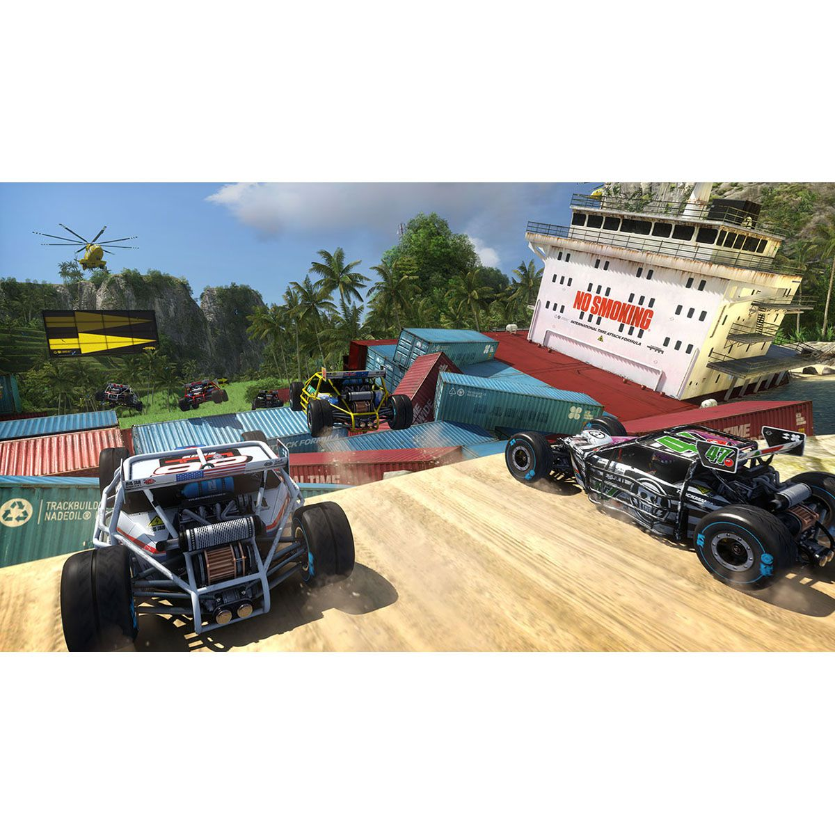 Trackmania Turbo - PS4
