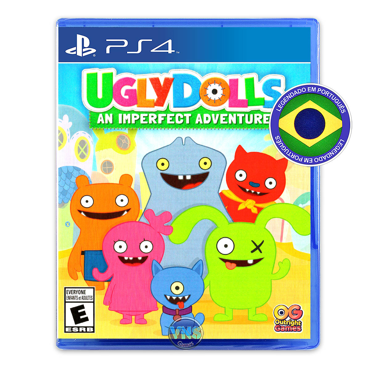 Ugly Dolls: An Imperfect Adventure - PS4