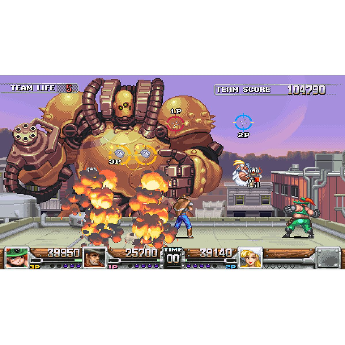 Wild Guns Reloaded - PS4