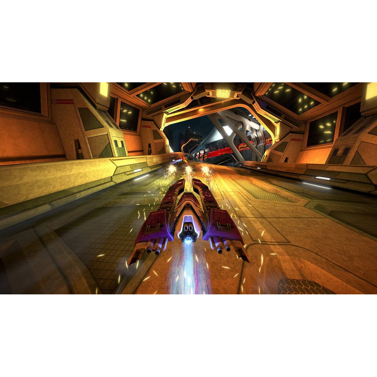 WipEout Omega Collection - PS4