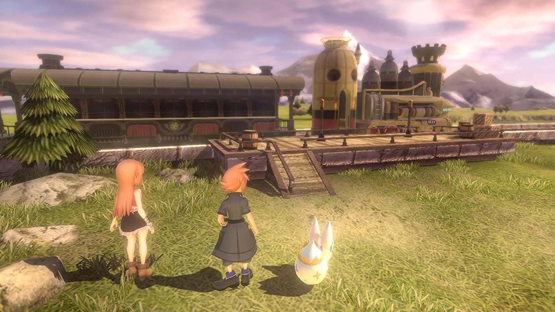 World of Final Fantasy - PS4