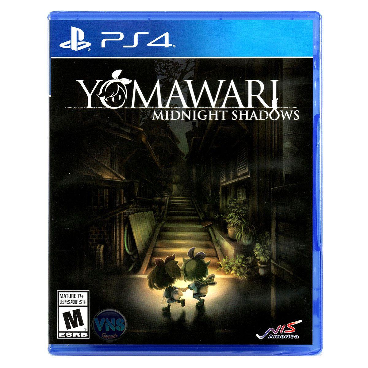 Yomawari Midnight Shadows - PS4