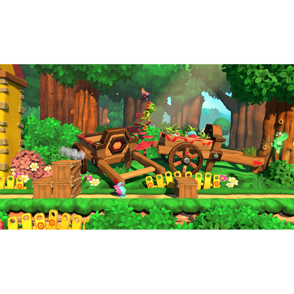 Yooka-Laylee and the Impossible Lair - PS4