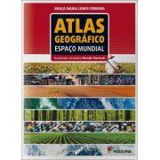 ATLAS GEOGRAFICO - ESPAÇO MUNDIAL - ENSINO MÉDIO - INTEGRADO