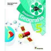 PROJETO PRESENTE GEOGRAFIA 5º ANO - ENSINO FUNDAMENTAL I - 5º ANO