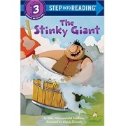 STEP INTO READING L3: THE STINKY GIANT PB