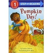 STEP INTO READING LEVEL 1: PUMPKIN
