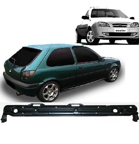 Travessa Radiador Fiesta 96 A 2002 Courier 97 A 12