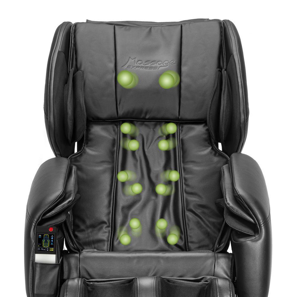 Poltrona de Massagem Star - Cor Bege/Marrom  - Massage Express