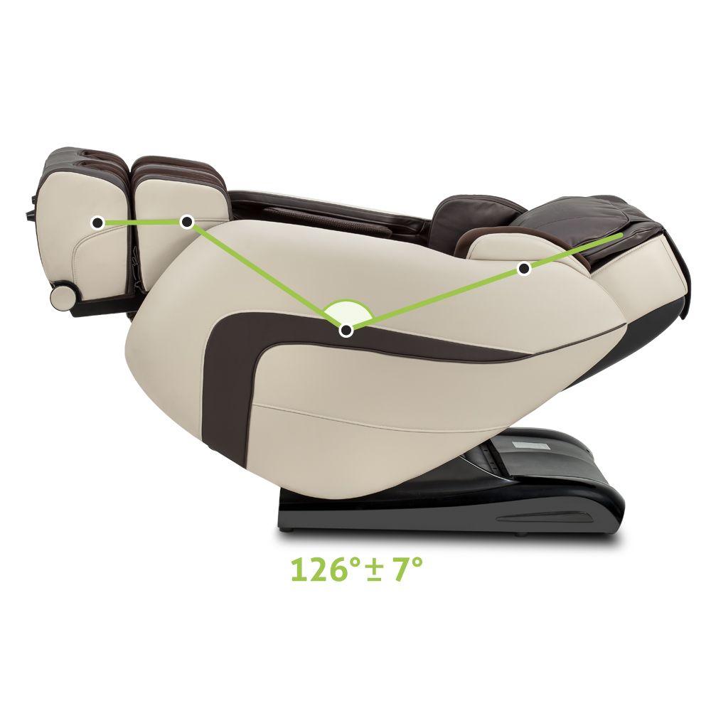 Poltrona de Massagem Heaven - Cor Bege  - Massage Express