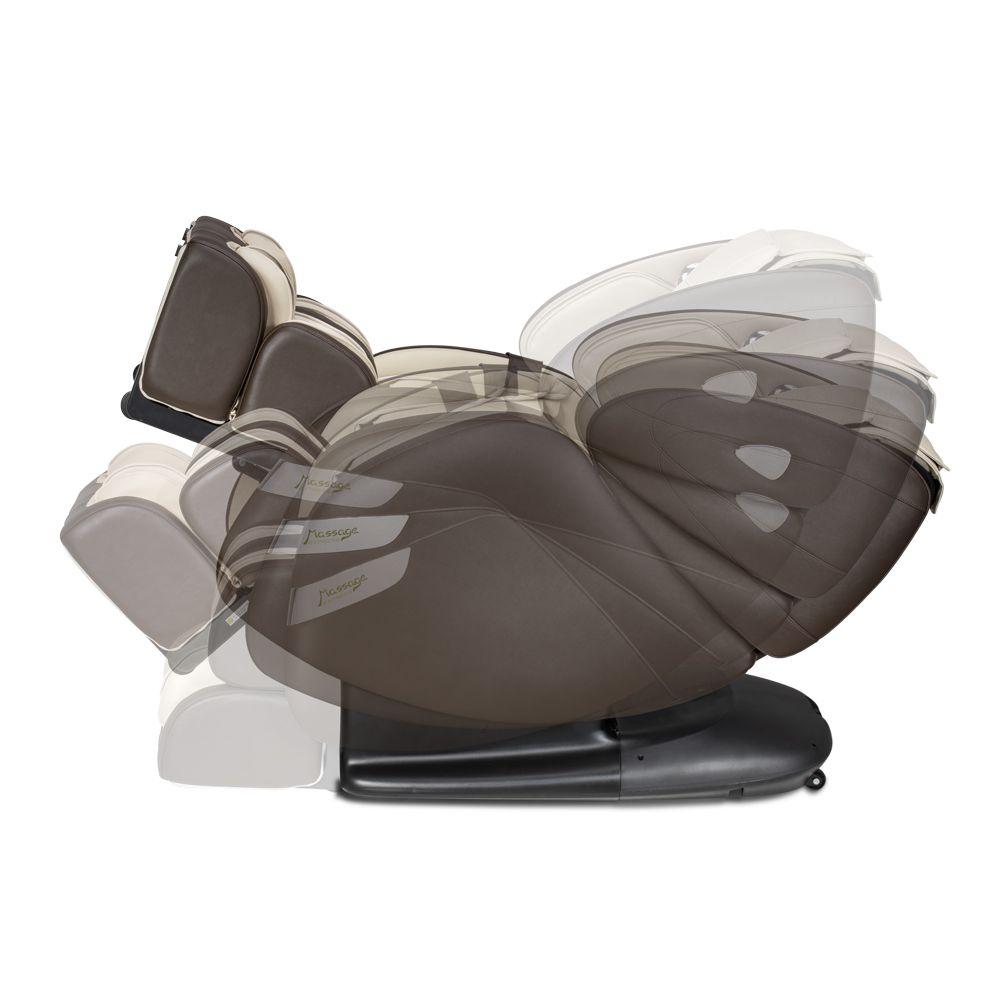 Poltrona de Massagem Fênix - Cor Preta  - Massage Express