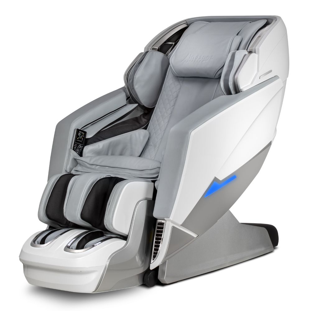 Poltrona de Massagem Neo Space 3D - Cor Cinza  - Massage Express