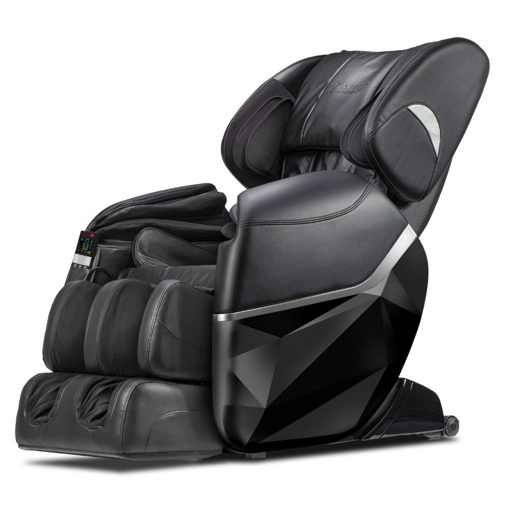 Poltrona de Massagem Star - Cor Preta  - Massage Express