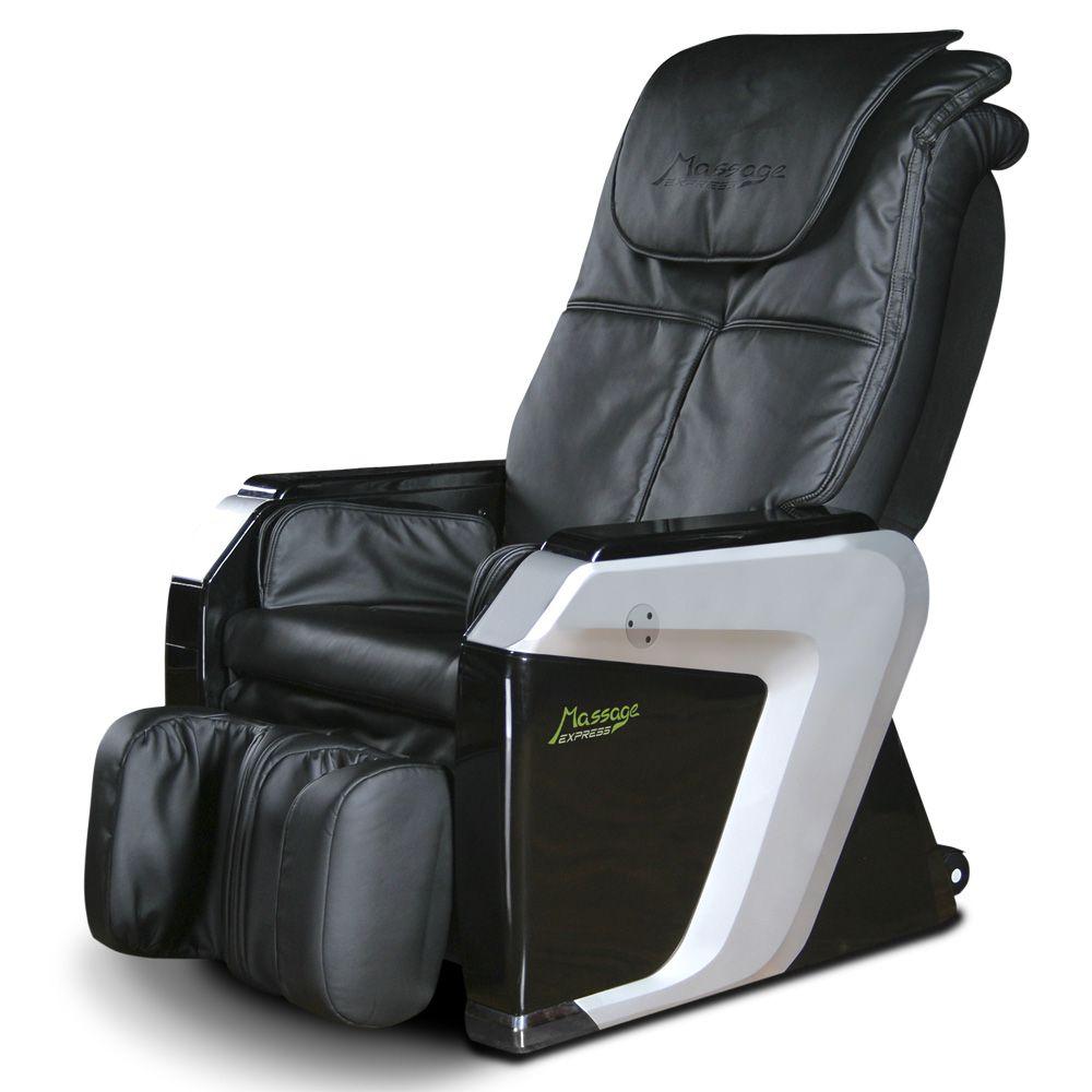 Poltrona de Massagem Suprema - Operada por Moedas e Fichas  - Massage Express