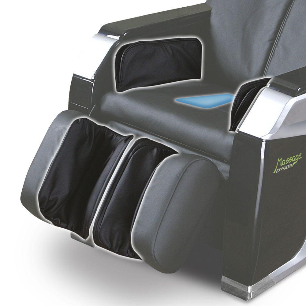 Poltrona de Massagem Suprema Plus - Operada por Cédulas e Vouchers  - Massage Express