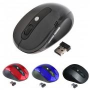 Mouse Óptico Sem Fio Usb Para Notebook 2.4ghz