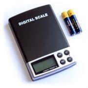 Mini Balança Digital De Precisão 0.1g Até 1kg