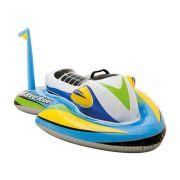 Jet Ski Inflável Ondas Infantil 57520- Intex