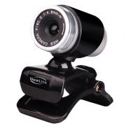 Webcam Professional 5 MP com Microfone