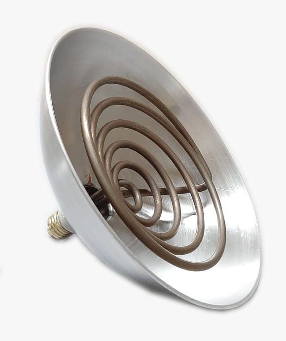 Campanula elétrica 400 Watts    - Agrodove