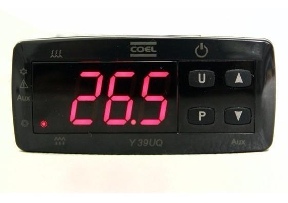 Conjunto Termostato, Termometro e Timer  - Agrodove