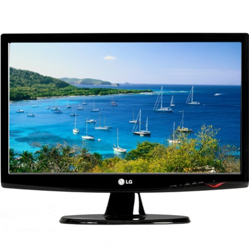 """Monitor LCD LG 20"""" 2043S Widescreen"""