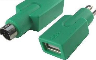 ADAPTADOR USB A FEMEA X MINIDIN MACHO