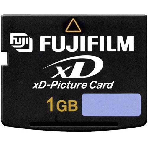 Cartão de Memória XD 1GB - Fuji